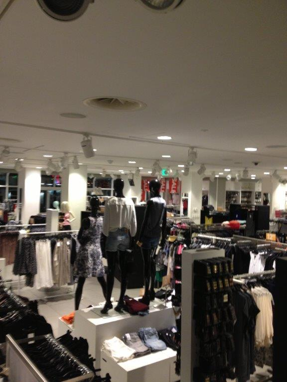 H&M Clothing Store